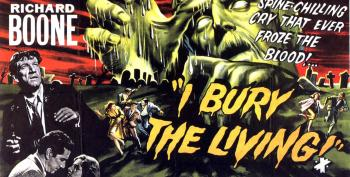 C&L's Saturday Night Chiller Theater: I Bury The Living (1958)