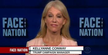 Kellyanne Conway Struggling To Get Her Kids Into A Private DC School?
