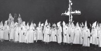 WI Teacher Tells Class 'Write An Essay Defending The KKK'