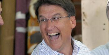 McCrory Is Having Citizens Arrested For Protesting His Disgusting Coup In NC