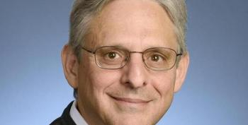 We Can't Sneak Judge Garland In Through The Back Door