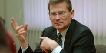 Former CIA Acting Director On Russian Hacks: 'Political Equivalent Of 9/11'