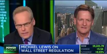 'The Big Short' Author Michael Lewis Sounds Alarm On Trump And Wall Street