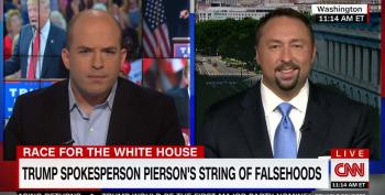 Jason Goebbels Miller (and His Goatee) Are Out As Trump Communications Director