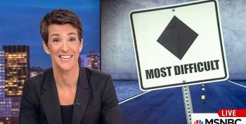Rachel Maddow Sums Up Trump's Transition Picks: 'Star Wars Bar Scene' Meets 'The Gong Show'