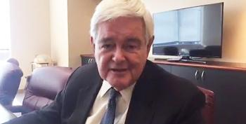 Newt Gingrich Forced To Apologize In Baby Talk Over 'Drain The Swamp' Comments