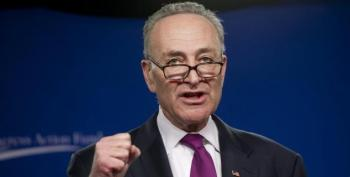 Sen. Schumer Joins Republicans Calling For Special Senate Committee To Investigate Russia