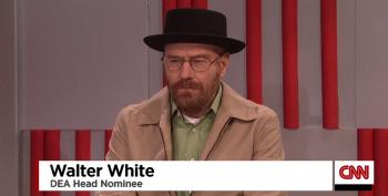 SNL Cold Open: Trump Appoints Walter White As DEA Chief