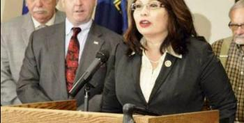 Rep. Tammy Duckworth To Trump: 'We're Not A Military Junta'