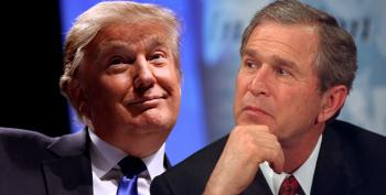 Trump's Protectionist Con Is Not New: Remembering The Bush Steel Tariff