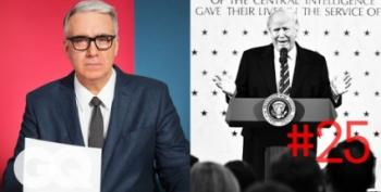 Keith Olbermann Delivers No-Yelling Plea For Trump To Resign