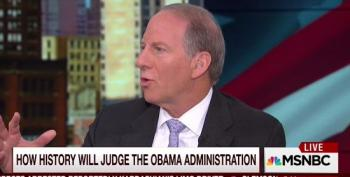 Richard Haass: Obama's Hand-Off To Trump Is Worse Than What Bush Left Him