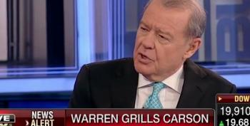 Fox Host Outraged Over Warren's Carson Grilling: 'How Does She Get Over Pocahontas Charge?'