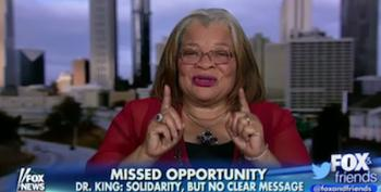 Fox's Alveda King Insists Women's March On Washington Got It Wrong Because Trump 'Loves Women'