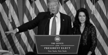 The Dullest — And Most Shocking — Moment In Trump's Press Conference