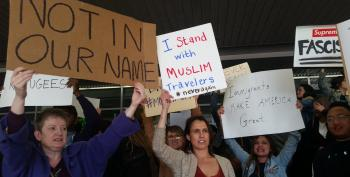 Live Stream: Protests Break Out Over Muslim Ban At Major Airports