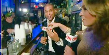 'Lit' Don Lemon Calls 2016 'Awful' And Gets His Mic Cut During CNN New Year's Eve Broadcast