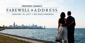 Matthew Dowd Calls Obama's Farewell Address 'Arrogant'?