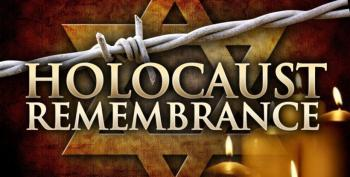 Trump Forgot To Mention Jews In His Holocaust Remembrance Message