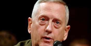 General Mattis Freezes Transgender Ban For 'More Study,' Heh