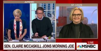 Claire McCaskill's Simple Reason She Won't Vote For DeVos