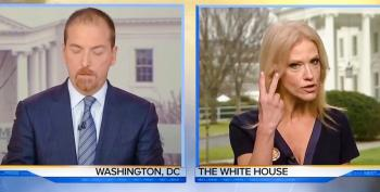 Kellyanne Conway: Sean Spicer 'Gave Alternative Facts' About Trump's Crowd Size