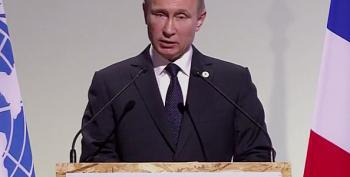 Vladimir Putin: Trump's Opponents 'Worse Than Prostitutes'