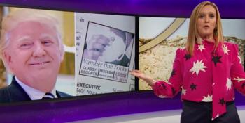 Don't You Dare Miss Samantha Bee On Pee-Gate