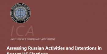 According To Declassified Report, Russians Hacked Local And State Election Boards
