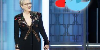 As Predicted, Trump Has Twitter Fit About Meryl Streep