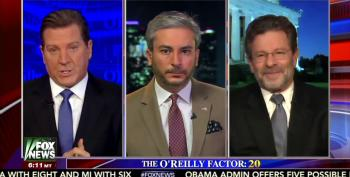 Fox Host Reveals The One Thing Obama Can Do Right (Hint: It's Not Sanctioning Russia)