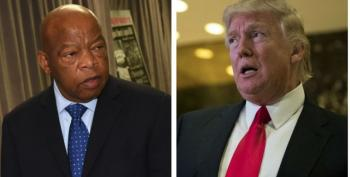 John Lewis' Constituents Are Invisible To White America