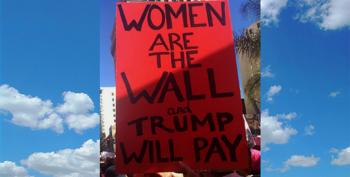 Open Thread - Another Sign From The Women's Marches