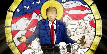 Politics And Reality Radio: Trump Pays His Debt To The Religious Right