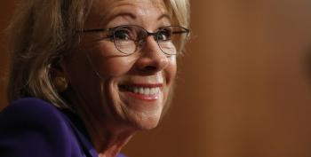 Betsy DeVos Gets Schooled