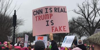 White House Bans Staff From Appearing On CNN?  Promise?