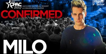 CPAC Had A Tough Time Letting Go Of Milo