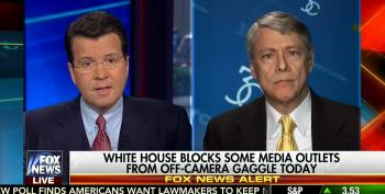 Fox Defends Trump's Assault On The Press By Pretending Obama Did The Same Thing