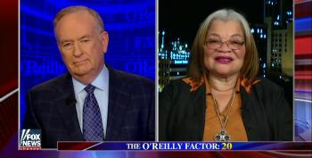 Bill O'Reilly Still Can't Figure Out Why Anyone Thinks Donald Trump Is A Racist