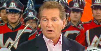 Joe Theismann Applauds Muslim Ban Because It's 'Just Like Tom Brady' Winning Super Bowl