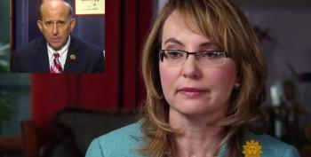 Gabby Giffords Slams Pathetic Rep. Gohmert For Using Her Shooting For His Cowardice