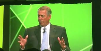 John Boehner Admits 'Repeal And Replace' For Obamacare Is All 'Happy Talk'