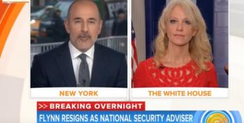 'That Makes No Sense!': Kellyanne Conway Fails On Today Show