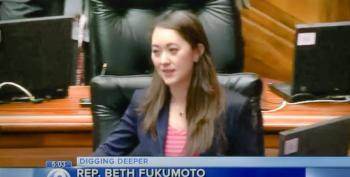 Hawaii State Representative Ousted From GOP Leadership For Attending Women's March
