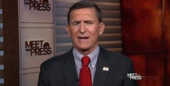 General Flynn Reportedly Spoke To Russia About Obama's Sanctions After All