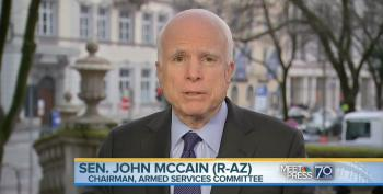 McCain Slams Trump's Attacks On The Press: 'That's How Dictators Get Started'