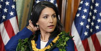 Gabbard To Reimburse For Syrian Trip After Expenses Tied To Pro-Assad Group