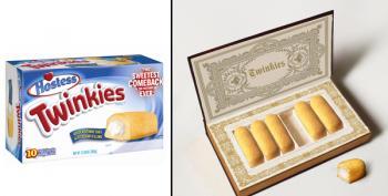 Open Thread - Gourmet Twinkies?