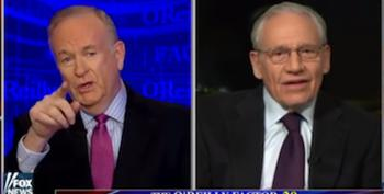 Bob Woodward: Russia Scandal Is 'Going To Fester' If Issues Not Addressed