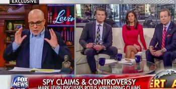 Mark Levin Admits He Has No Proof Obama Ordered Wiretaps: 'I'm Not Nostradamus Here'